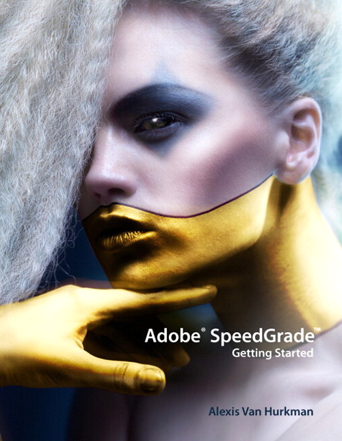 SpeedGrade Getting Started