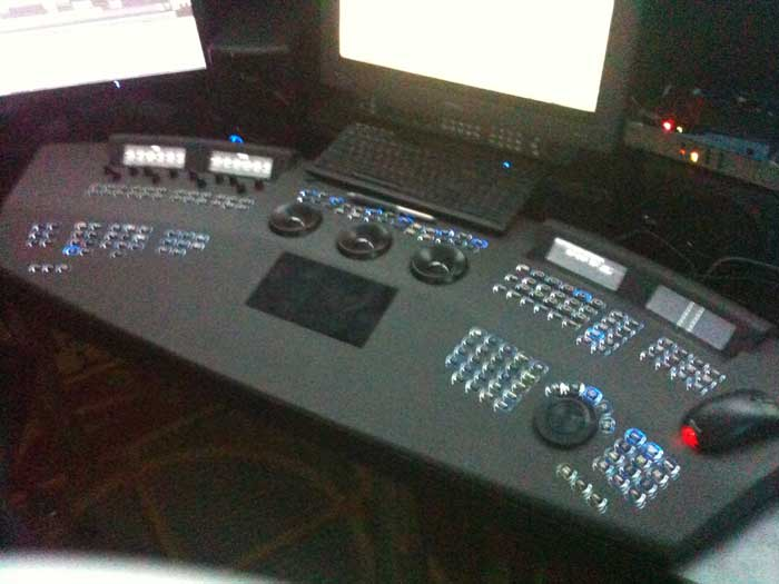 Baselight Control Surface