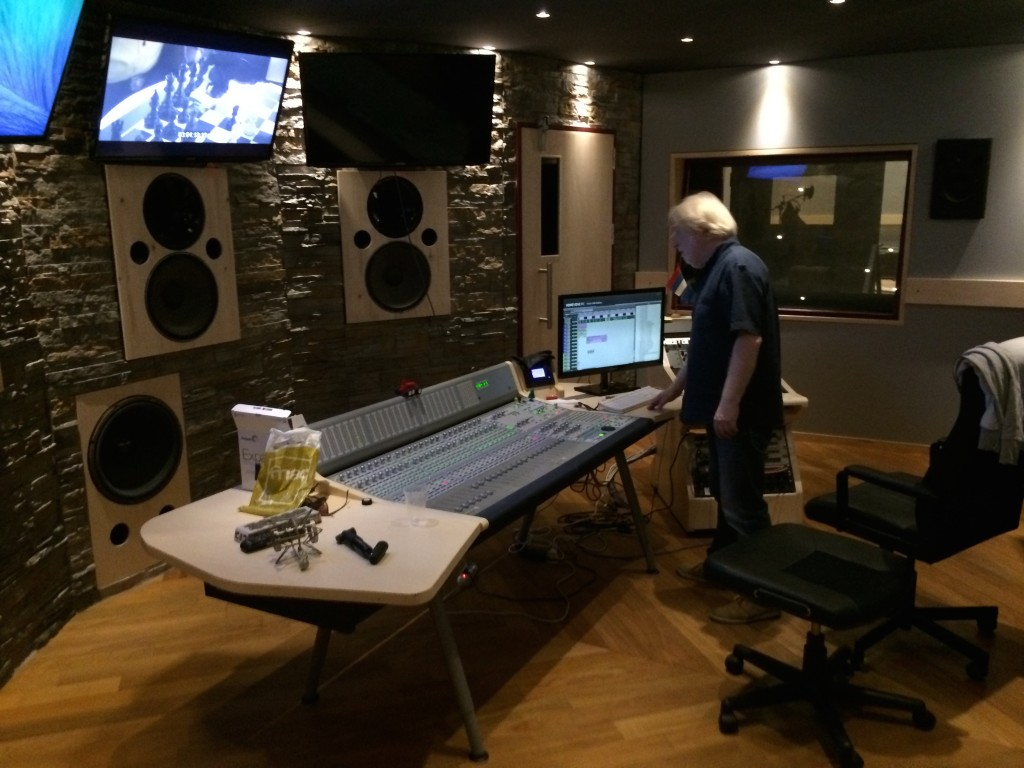 Second Mixing Room