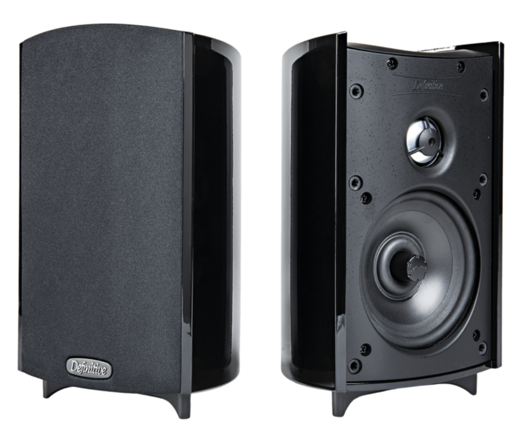 Definitive ProMonitor 800 speakers for height