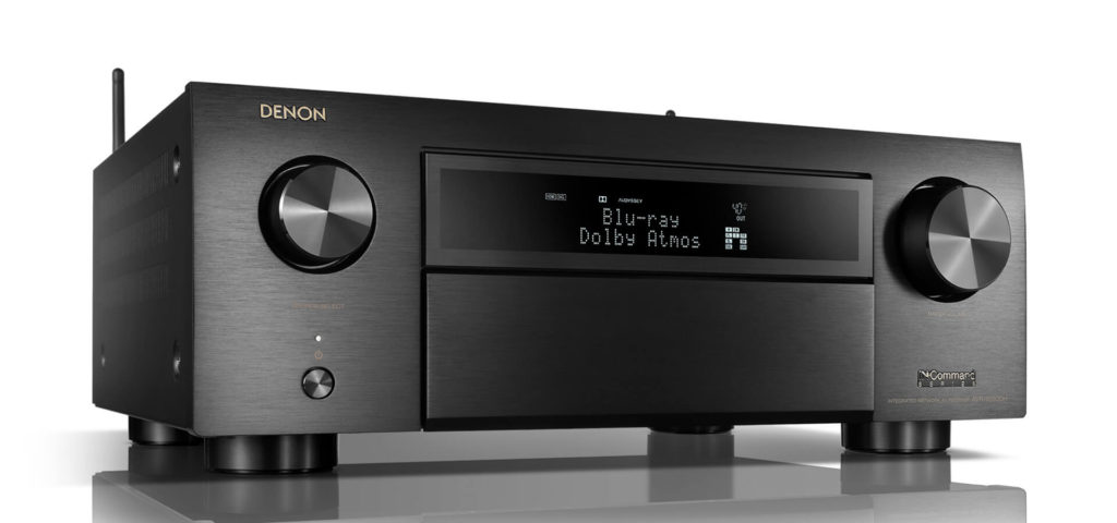The Denon AVR-X6500H