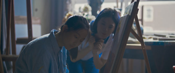 Hospital scene from Carry My Heart to the Yellow River